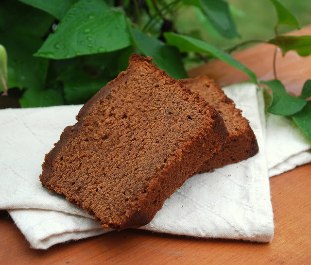 Double Chocolate Pound Cake