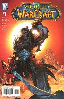 World Of Warcraft Comic Book Series