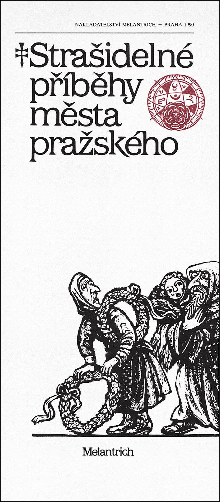 Zdeněk Mézl, Strašidelné přiběhy města pražského