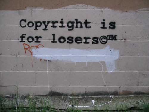Copyright is for Losers