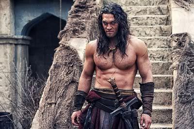 Ronan as Conan