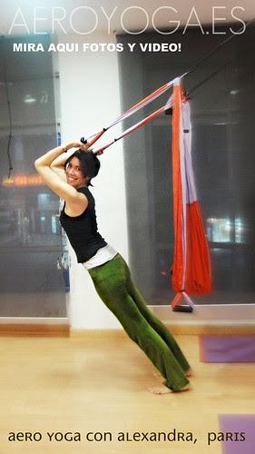 Aero Yoga con Alexandra
