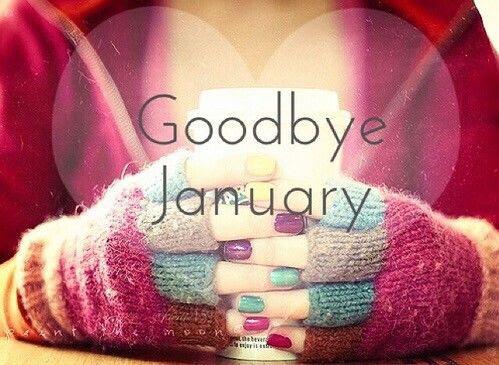 Resultado de imagem para goodbye january
