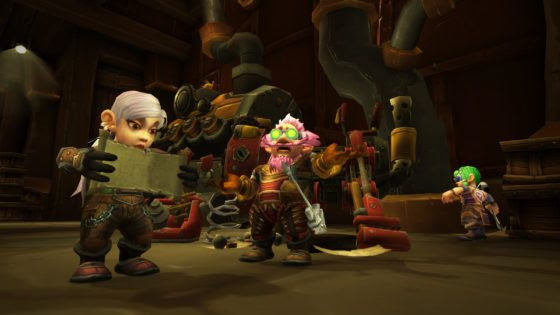 World of Warcraft 7.3.5 Launches Today