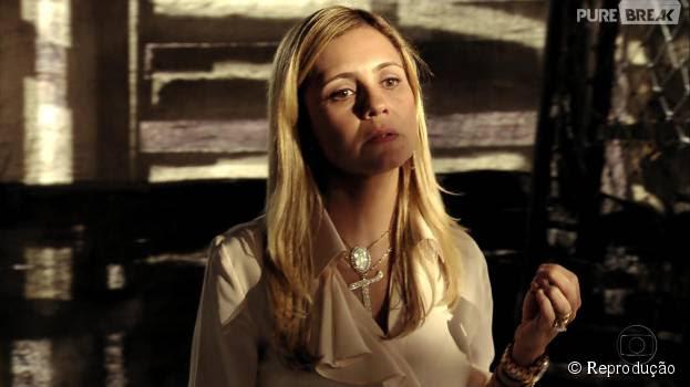 """Giovanna Antonelli não quer comparações da Atena com a Carminha (Adriana Esteves) em """"A Regra do Jogo"""""""