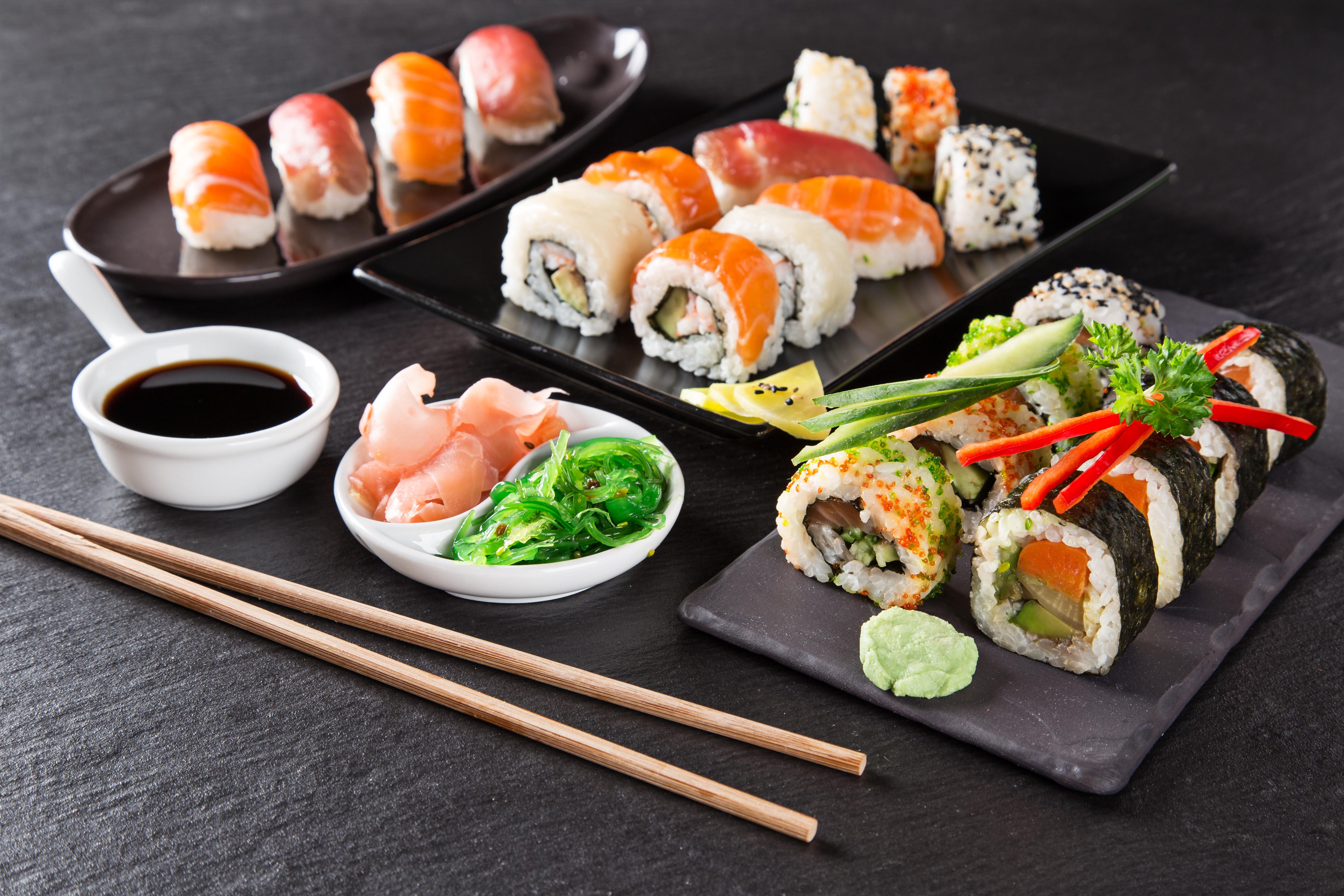 Hanakawa Steak Sushi