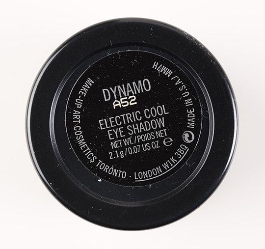 MAC Dynamo Electric Cool Eyeshadow