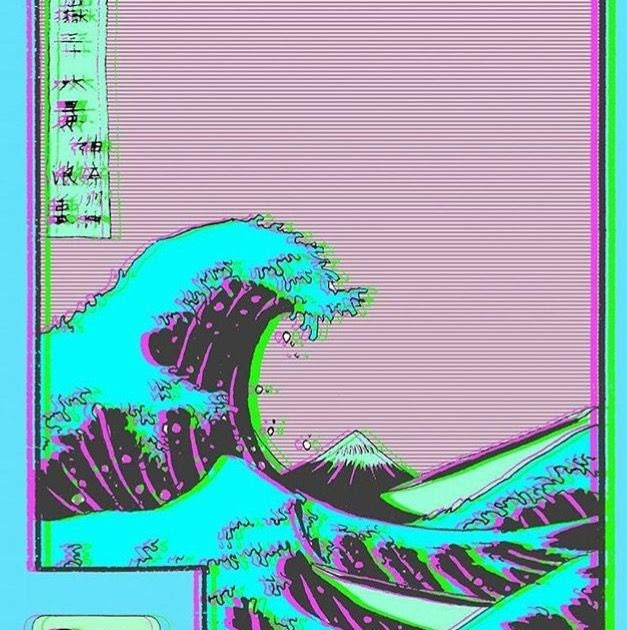 Aesthetic Iphone Vaporwave Wallpaper - AesthetixBase