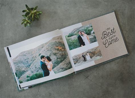 Create Your Wedding Album   Cards with Mixbook   Green