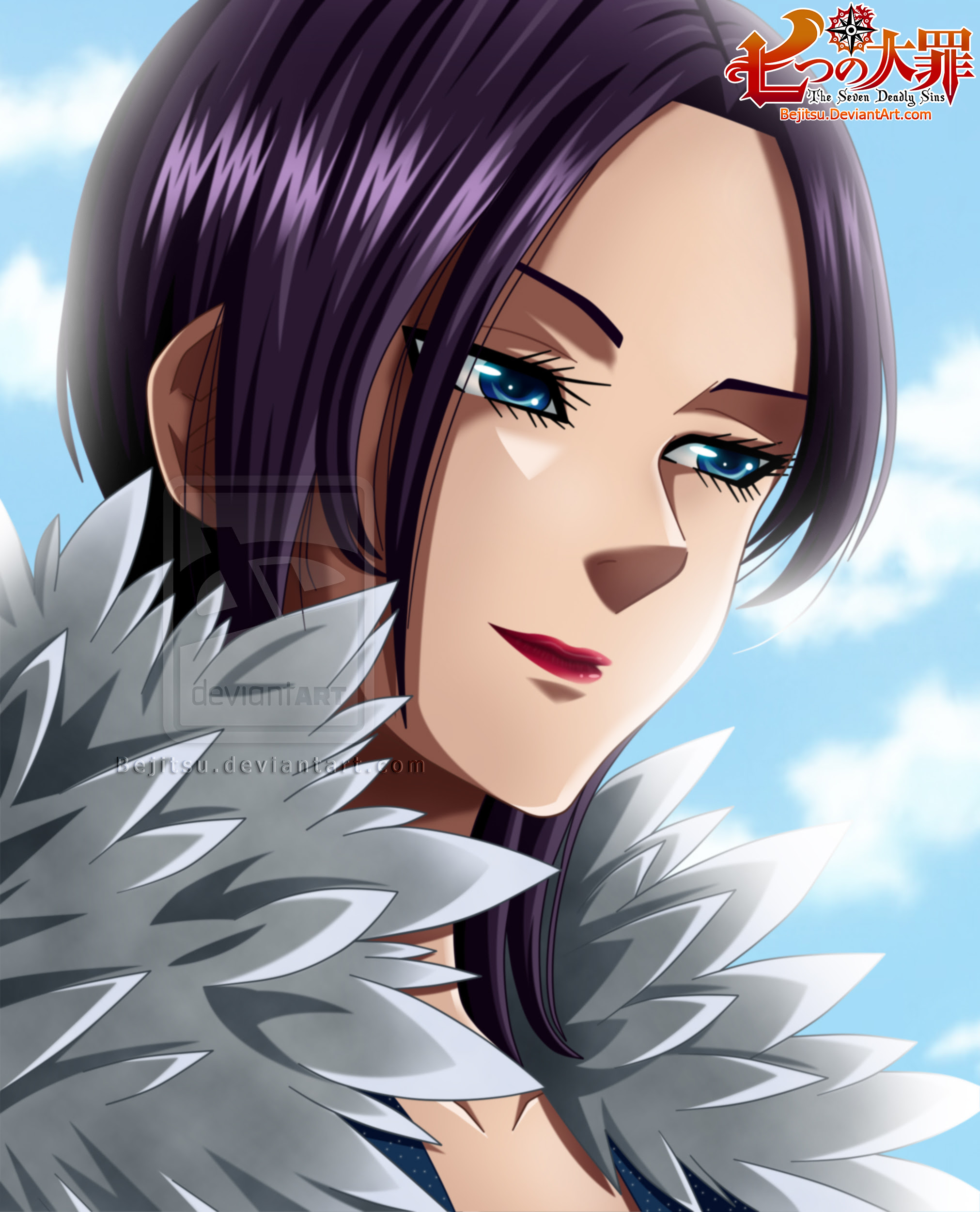 Boar Sin Merlin Nanatsu No Taizai Photo 38416775 Fanpop