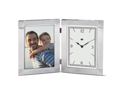 Sempre Photo Frame Desk Clock Aldi Usa Specials Archive