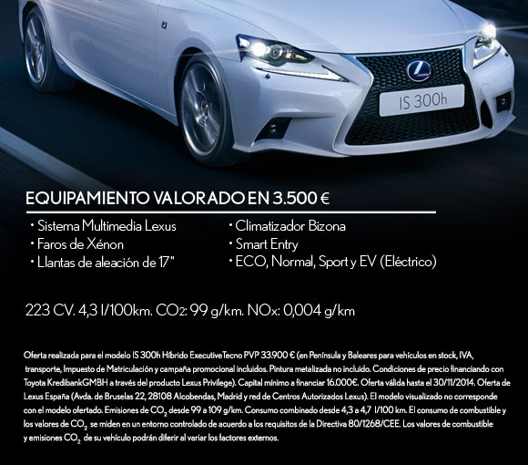 Lexus IS 200h