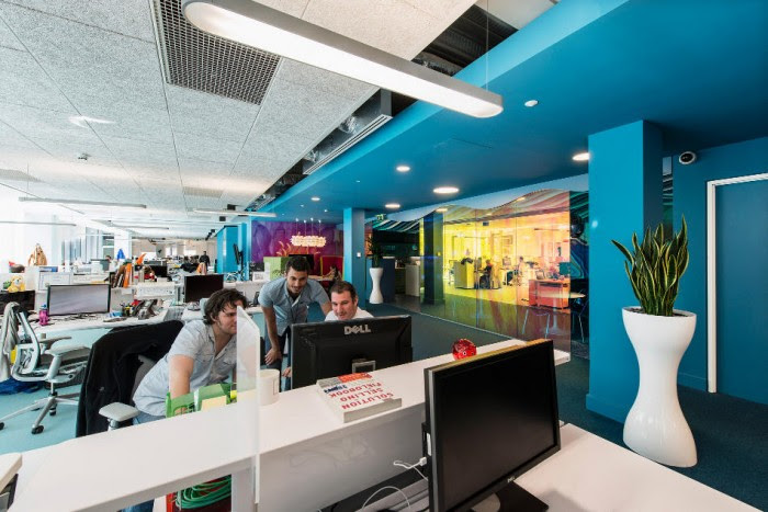 Google S New Office In Dublin Gawe Omah Design