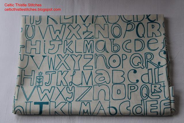 Text swap fabric
