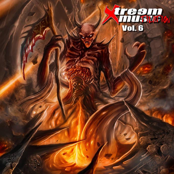 XTREEM MUTILATION - Vol.6 (CD1) cover art