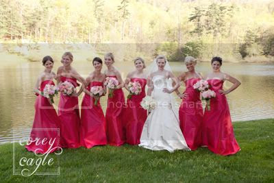 Kenmure Country Club wedding