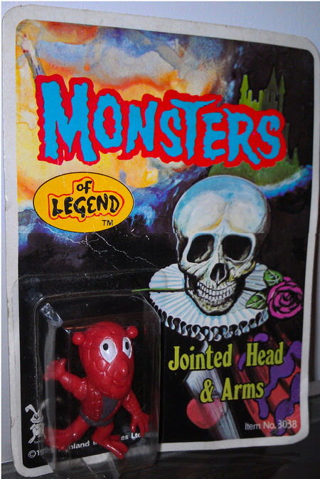 Tomland Monsters