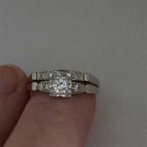 Keepsake Diamond Engagement Ring   eBay