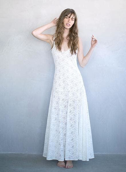 Meringue   Lace slip dress, beach wedding, lingerie  TH707