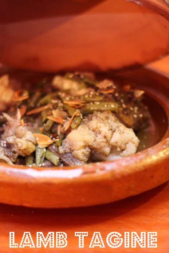 unveiling the tagine