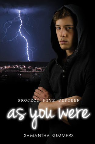 As You Were (Project Five Fifteen #2)