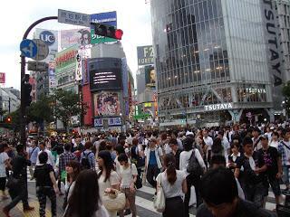 La moderna Tokio.