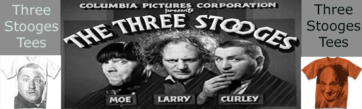 Three Stooges Shirts