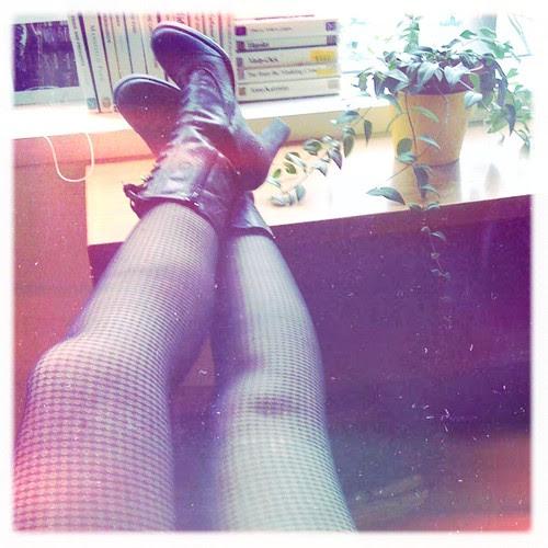 les pieds, le vendredi