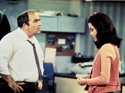 THE MARY TYLER MOORE SHOW ...
