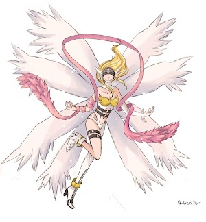 Digimon Angel Wallpaper