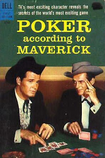 'Poker According to Maverick' by Charles E. Tuttle (1959)