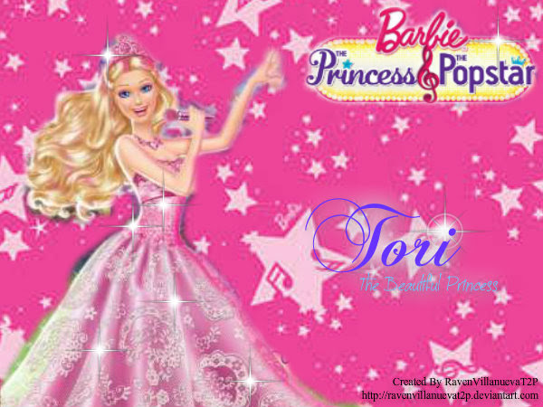 Barbie Movies Images Pap Princess Tori Wallpaper And Background