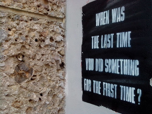 Wen was the last time.. by Ylbert Durishti
