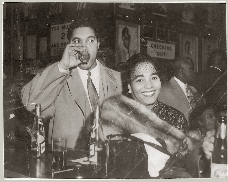 Billie Holiday and Joe Guy?