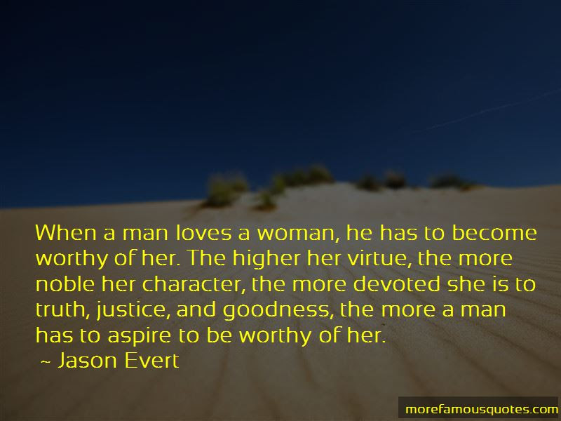 Quotes About When A Man Loves A Woman Top 38 When A Man Loves A
