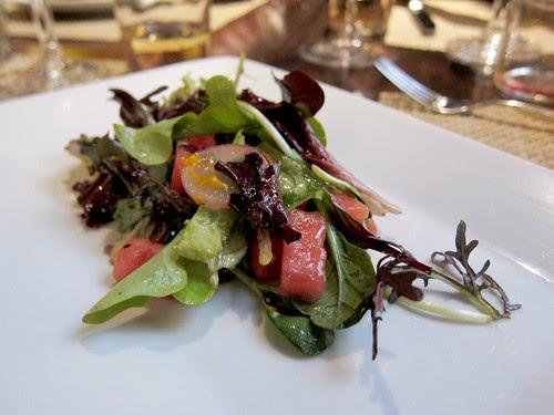 Old Town Pasadena Restaurant Week: Dinner at Vertical Bistro