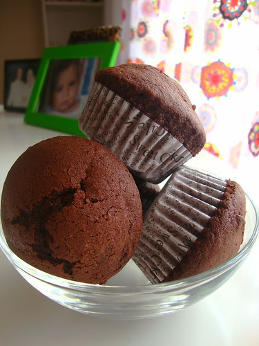 Keten tohumlu uzumlu muffin by halenze ozlem