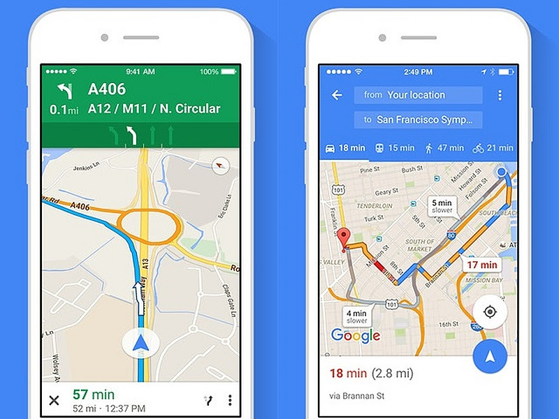 Google Maps For Ios Now Lets You Add Pit Stops Gets 3d