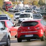 Circulation. Le trafic en Sud Alsace ce lundi matin : accident sur l'A36 à Mulhouse