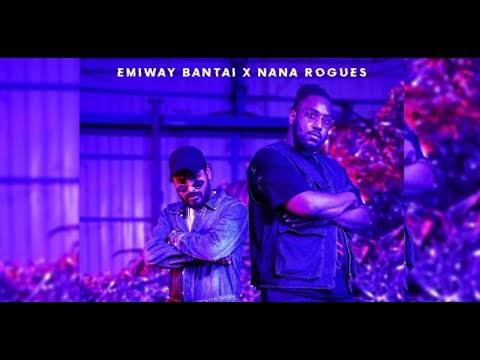 CHARGE Lyrics - Emiway X Nana Rogues