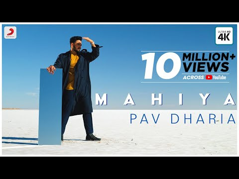 Pav Dharia – Mahiya | Manav Sangha | Rohit Negah | Punjabi Love Song 2021