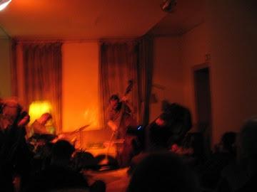 with Christian Lillinger (Drums), Achim Kaufman (piano), Johannes Fink (bass)
