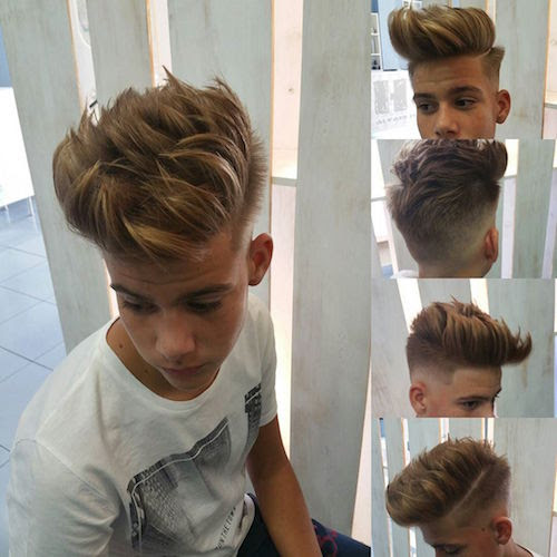 hs_alvaroferrete_very texturized hair blown dry and separated