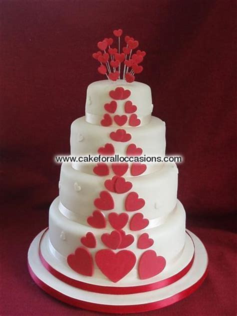 Cake WCD040 :: :: Wedding Cakes :: Cake Library   Cake for
