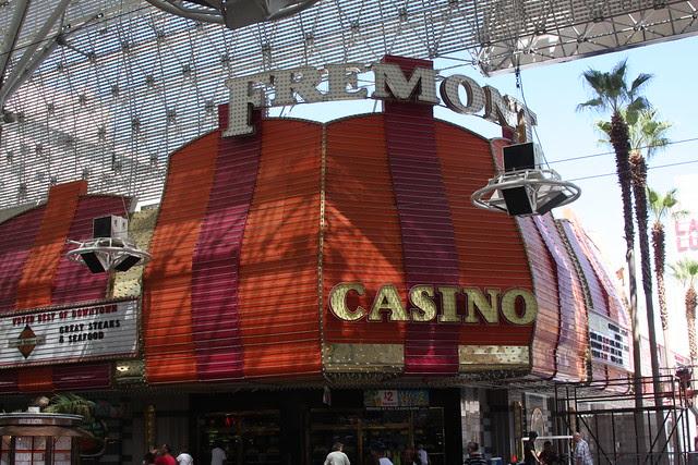 Fremont Casino, Fremont St.