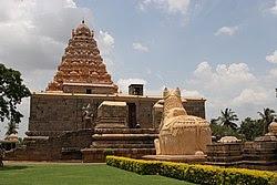 GangaiKonda Cholapuram(Front View).JPG