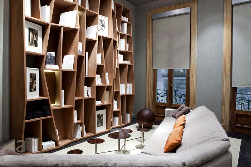 Casa FOA 2010, La Defensa, espacio 21, Living de Lectura - María Elena Coelho, Mandy Coelho, decoracion, muebles