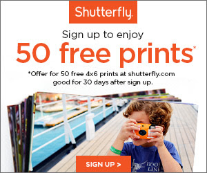 Shutterfly Photo Books 300x250