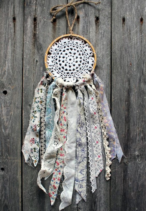 DIY Beautiful and Unique Dream Catcher Ideas (33)