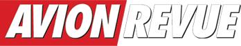 logo avion revue